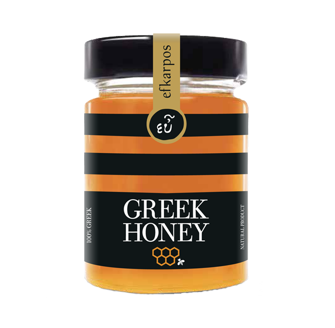 Efkarpos Greek Honey
